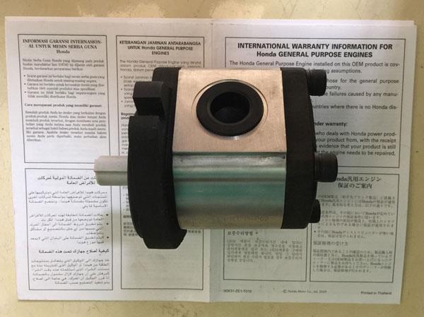 吹纜機液壓泵